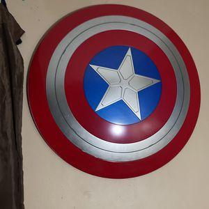 Captain America Shield for Sale in Hamden, CT