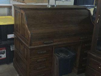 Roll top desk for Sale in Mukilteo,  WA