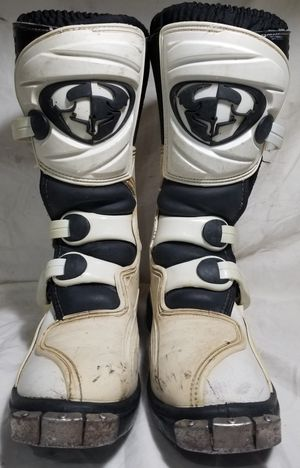 Thor Dirtbike Boots Size 5 for Sale in Marysville, WA