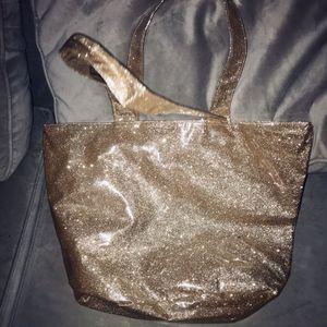 Kirks folly QVC glitter goddess handbag travel tote bag for Sale in Nashville, TN