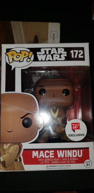 #172 Star Wars Mace Windu for Sale in San Antonio, TX