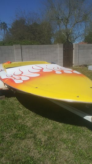 Carrib V Drive Project Boat for Sale in Glendale, AZ