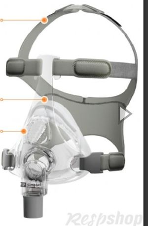 Fisher Paykel Simplus CPAP BIPAP headgear for Sale in Brooklyn, NY
