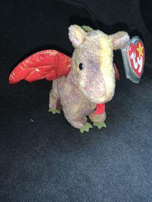 Scorch the dragon Ty Beanie Baby for Sale in North Las Vegas, NV