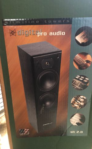 Digital pro audio Speaker system for Sale in Morgan Hill, CA