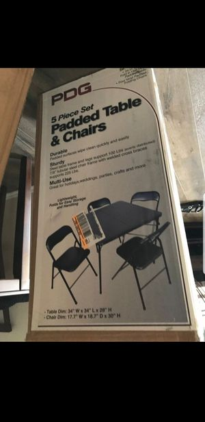 Table and Chairs for Sale in Alhambra, CA