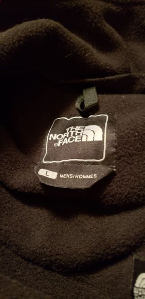 North Face Black Jacket Mens L for Sale in Jackson, MS