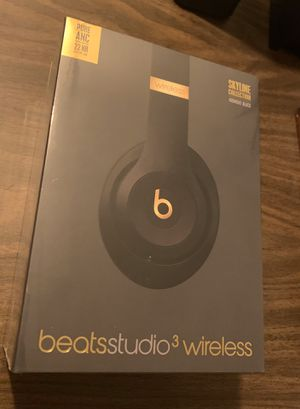 Beats studio3 wireless for Sale in New York, NY