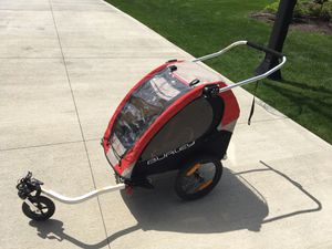 Burley Solo ST bike trailer for Sale in Dublin, OH