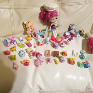 shopkins and lol dolls for Sale in San Diego, CA