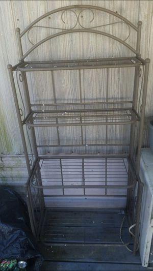 Bakers rack for Sale in Evansville, IN