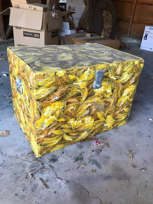 Treasure Chest storage container for Sale in Stockton, CA