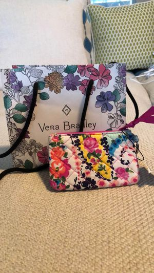 Vera Bradley id holder/change purse for Sale in Frisco, TX