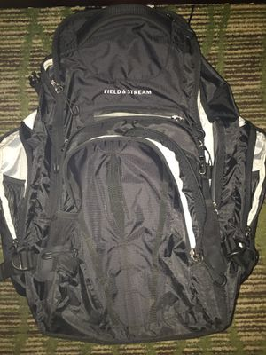 Brand New Field and Stream Backpack w/ one year warranty for Sale in Fresno, CA