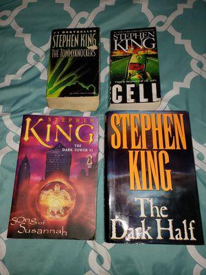 Stephen King Books for Sale in O'Fallon, MO