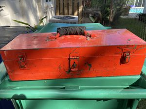 Snap-on Tote box for Sale in Davie, FL