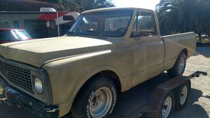 70 C10 Chevy short bed for Sale in Prunedale, CA
