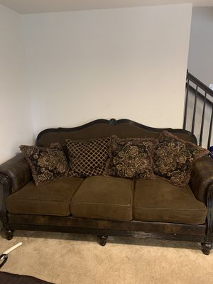 Sofa and love seats for $150. for Sale in Haymarket, VA