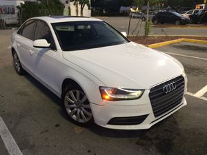 2014 Audi A4 Quattro premium plus, like new, perfect condition, low mileage for Sale in Miami, FL