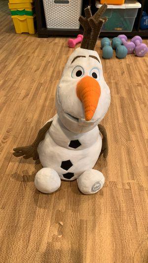 """Olaf Disney Store Plush Stuffed Animal 15"""" for Sale in Reynoldsburg, OH"""