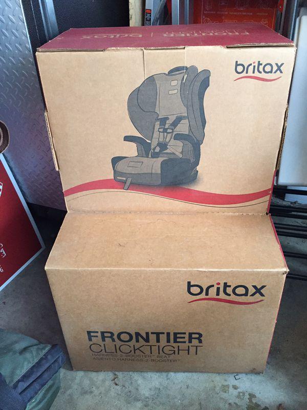 NIB Britax Frontier Clicktight