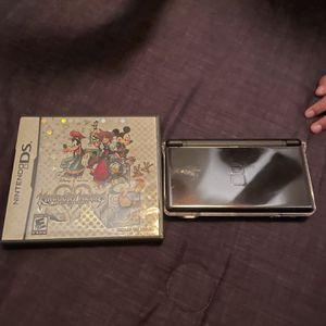 Nintendo DS Lite onyx black for Sale in Oak Lawn, IL