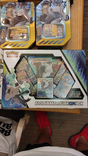 Pokemon gx box for Sale in Gulfport, FL