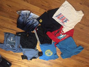 Lots youth kids clothes size 6/8 small med for Sale in Long Branch, NJ