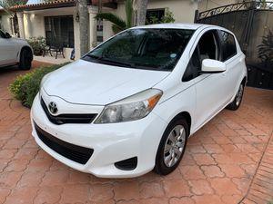 2013 Toyota Yaris LE for Sale in Miami, FL
