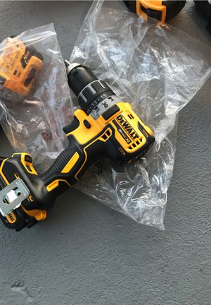Brand new Dewalt 20vmax XR brushless motor drill ONLY drill for sale for Sale in Dundalk, MD