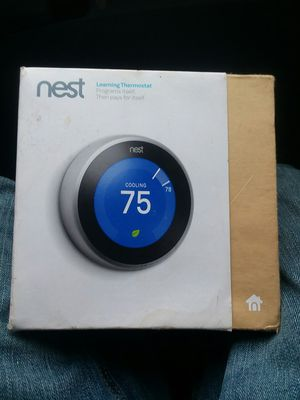 Nest thermostat new 150 for Sale in Taylors, SC