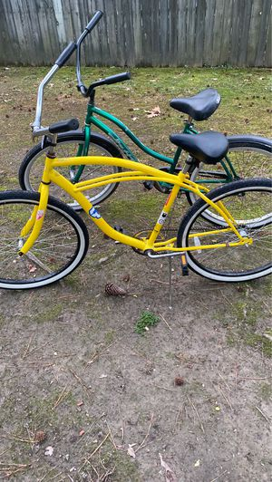 2 bike Beach cruiser for Sale in Virginia Beach, VA
