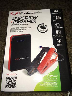 Jump start Power Pack Brand New for Sale in Detroit, MI