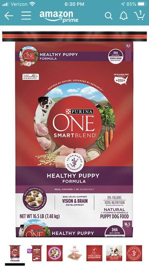 Purina ONE Puppy Food for Sale in Kirkland, WA