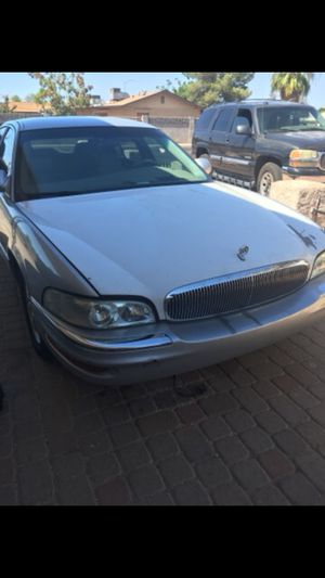 02 Buick Park Ave. Ultra for Sale in Mesa, AZ