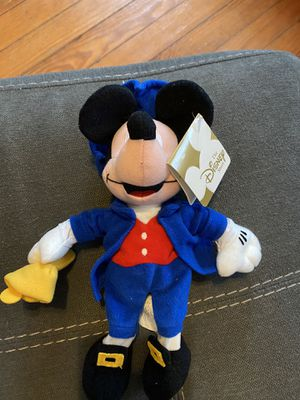 Paul Revere Mickey Disney Bean Bag for Sale in Hutto, TX