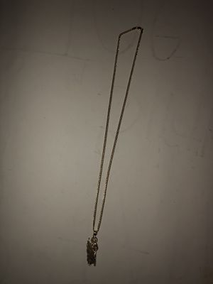 Real 14k Gold Cuban Link Chain for Sale in Covina, CA