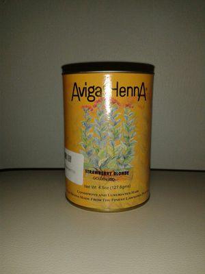 Avigal Henna - Color Straberry Blonde (Golden Red) for Sale in HALNDLE BCH, FL