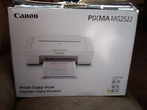 Canon printer for Sale in Detroit, MI