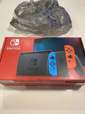 Nintendo switch brand new for Sale in Cranberry Township, PA