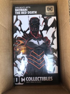 Batman The Red Death Collectible Statue for Sale in Baldwin Park, CA