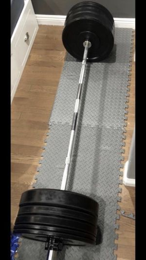 Olympic Bumper Plates / Olympic Rubber Plates / Weights for Sale in Rosemead, CA