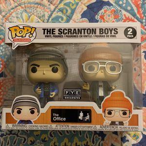The office Funko Scranton Boys FYE for Sale in Irvine, CA