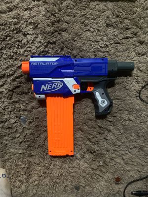 Nerf gun no ammo for Sale in Indianapolis, IN