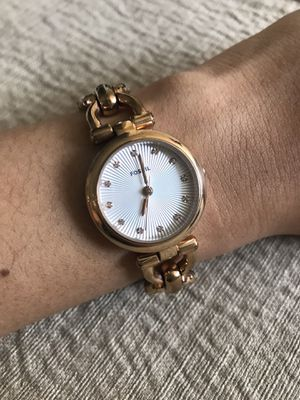 Women's Fossil watch + an extra watch for Sale in Burleson, TX