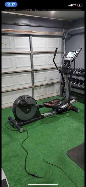 NordicTrack elliptical. Sells for $900 in store but sold out!! for Sale in Arlington, TX
