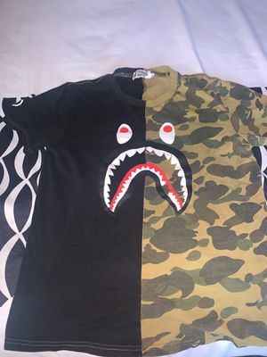 Bape tee small for Sale in North Olmsted, OH