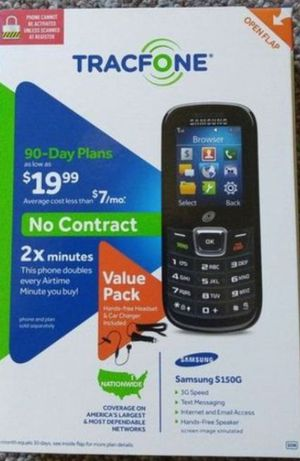 Samsung Trac Phone for Sale in Des Moines, IA