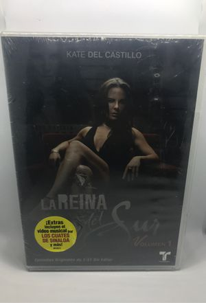 La Reina Del Sur Volume 1 DVD for Sale in Corona, CA