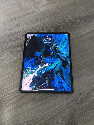 iPad Pro 12.9 - 512GB - 3rd Generation for Sale in Vancouver, WA
